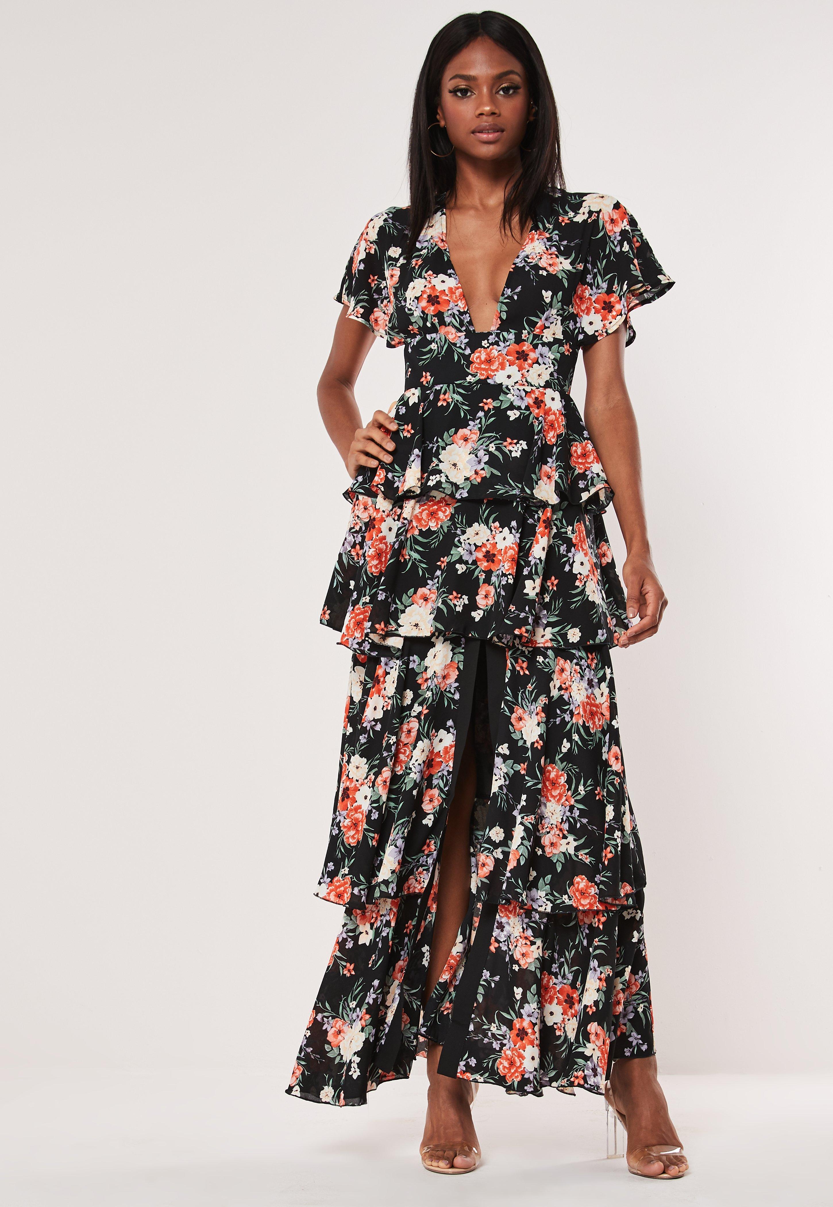 eafc90af0b6 Floral Dresses
