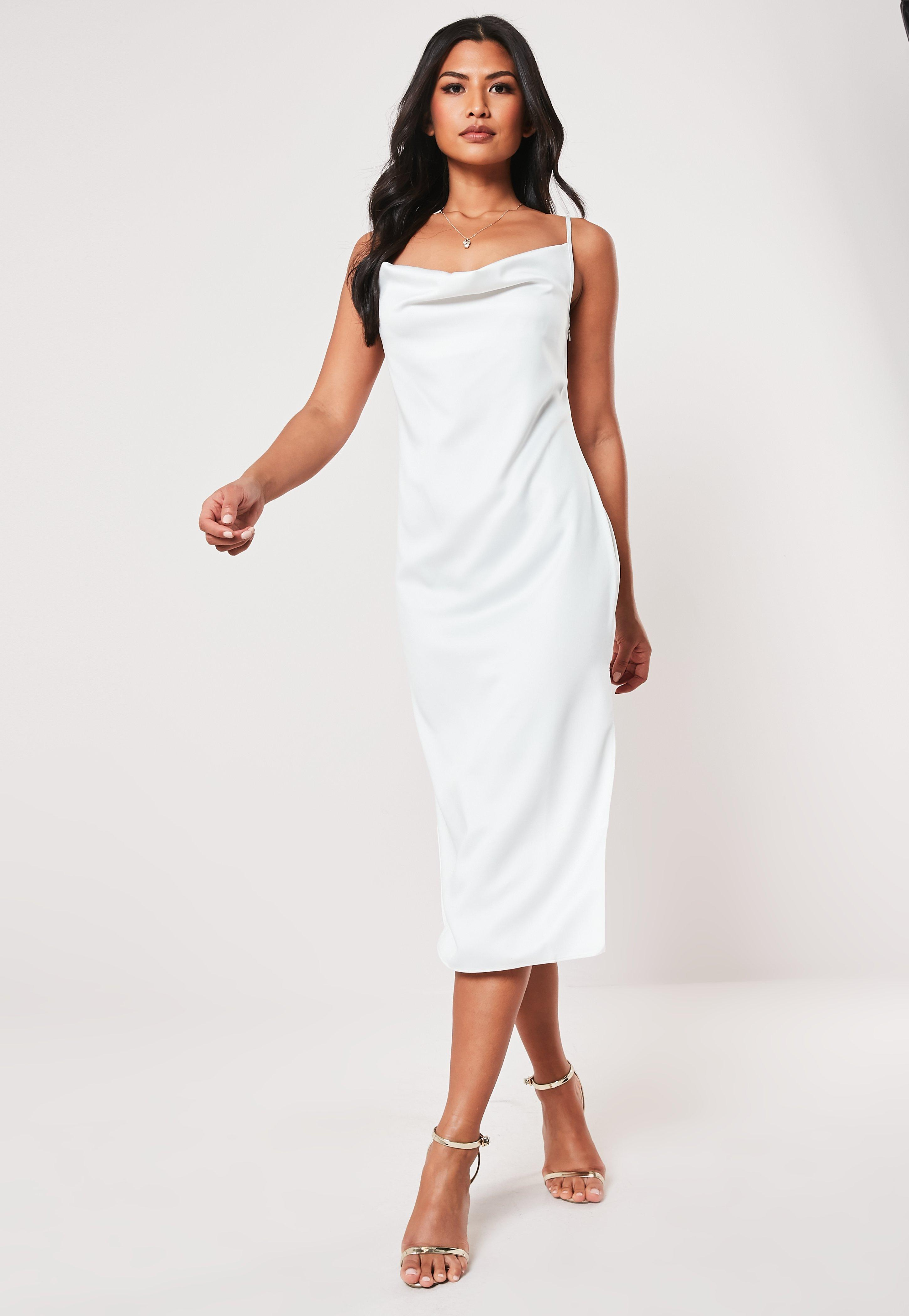 2f4045da12ef7 Slip Dresses - Women's Satin Slip Dresses Online | Missguided