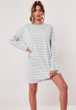 d0949521 T-Shirt Dresses | Printed & Slogan Dresses - Missguided