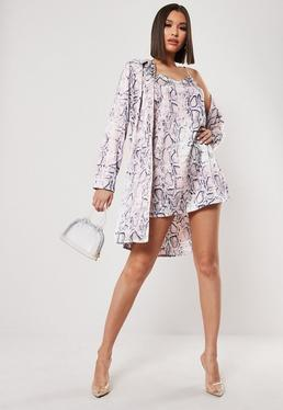 5d714ae4a9ff Snakeskin Clothes | Snakeskin Dresses & Skirts - Missguided