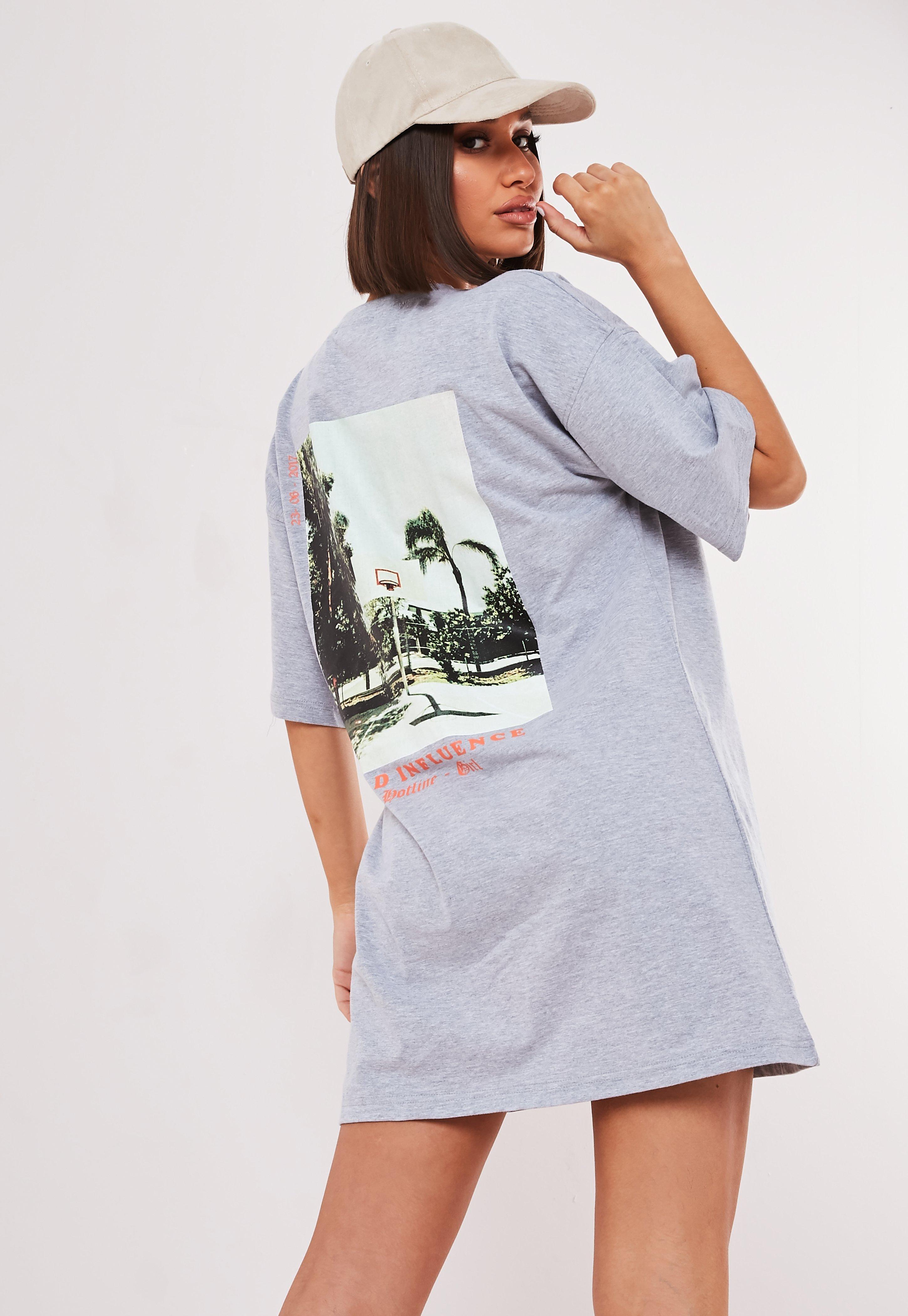 5e28de62c7 T Shirt Dresses