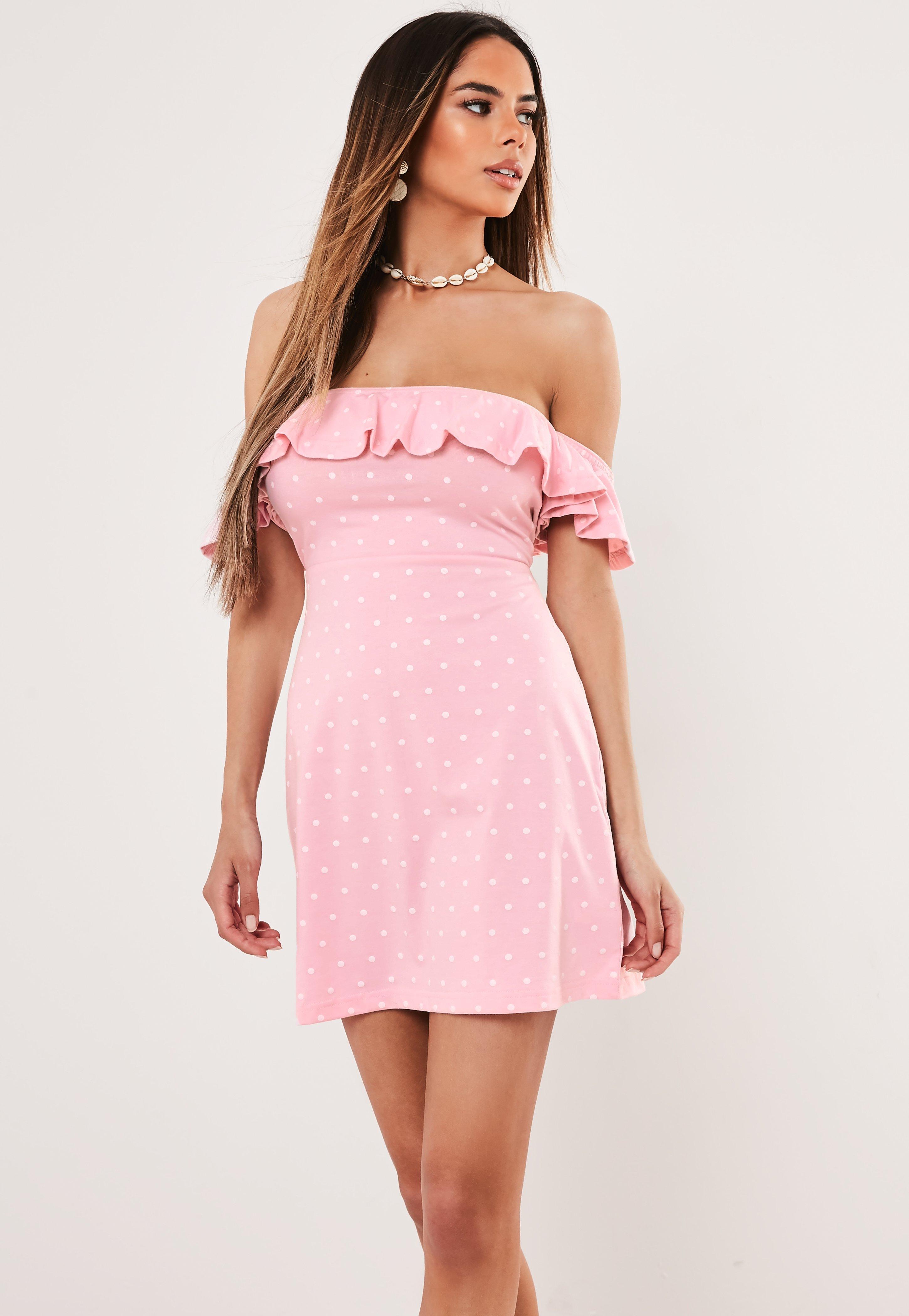 5ff7fe4eeeb Pink Dresses | Hot Pink & Light Pink Dresses - Missguided
