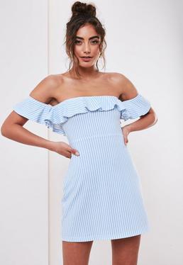 1681d52c39b Striped Dresses   Tops - Stripes Fashion - Missguided