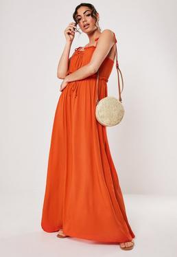 4a505d29b0 Maxi Dresses | Long & Flowy Dresses - Missguided