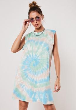361ed35533bf Tie Dye | Cute Tie Dye Shirts | Tie Dye Dress | Missguided