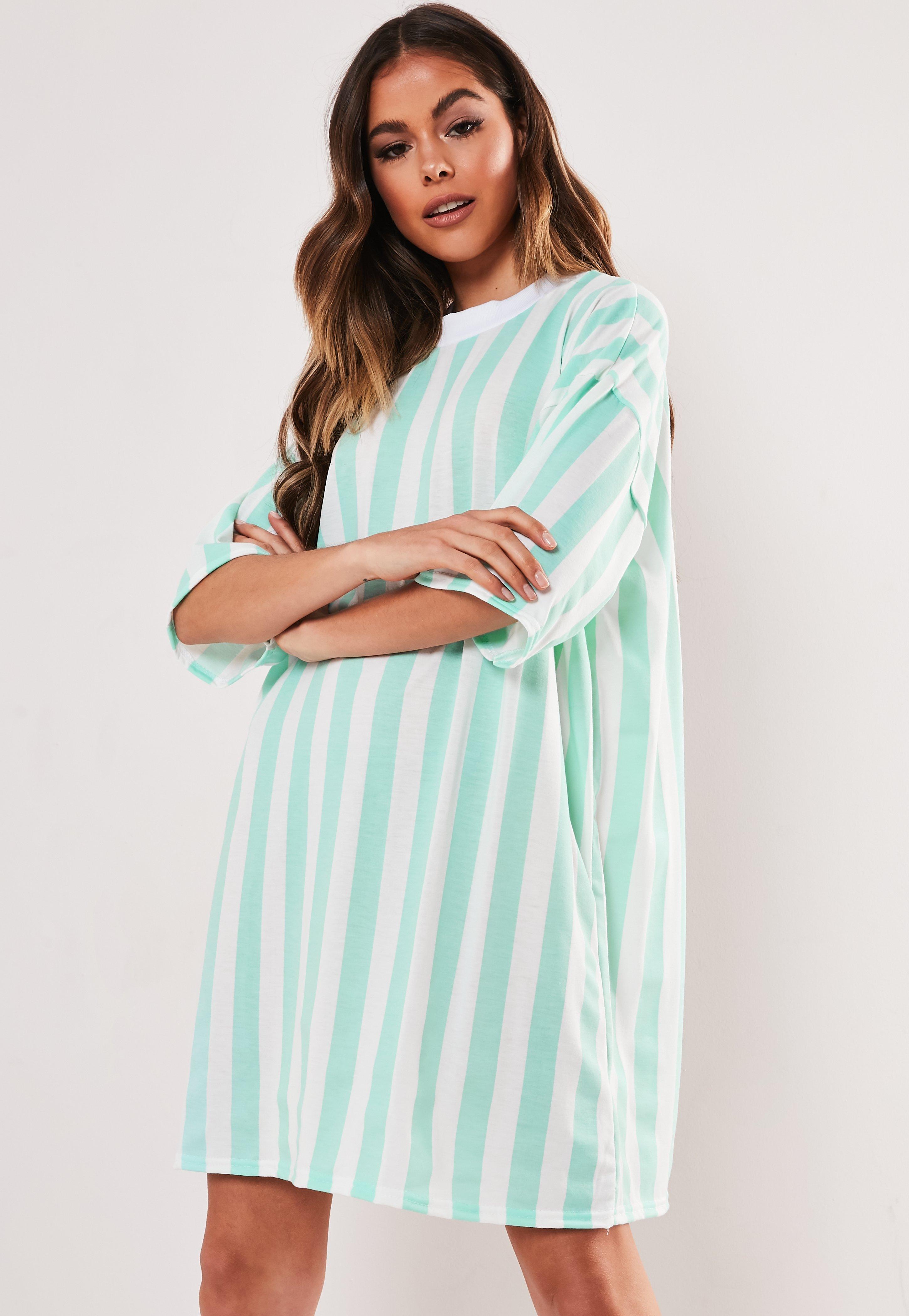 5380e821724a Green Dresses | Mint Green & Teal Dresses - Missguided