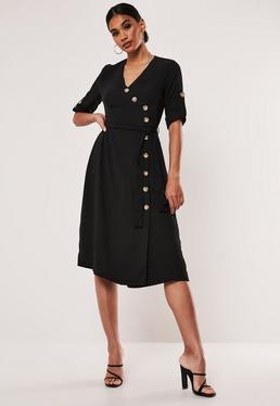 5c2d5097d0 Skater Dresses - Full Skirted Fit & Flare Dresses | Missguided