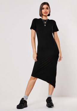 da4ec3d483db T Shirt Dresses | Printed & Slogan T-Shirt Dresses - Missguided