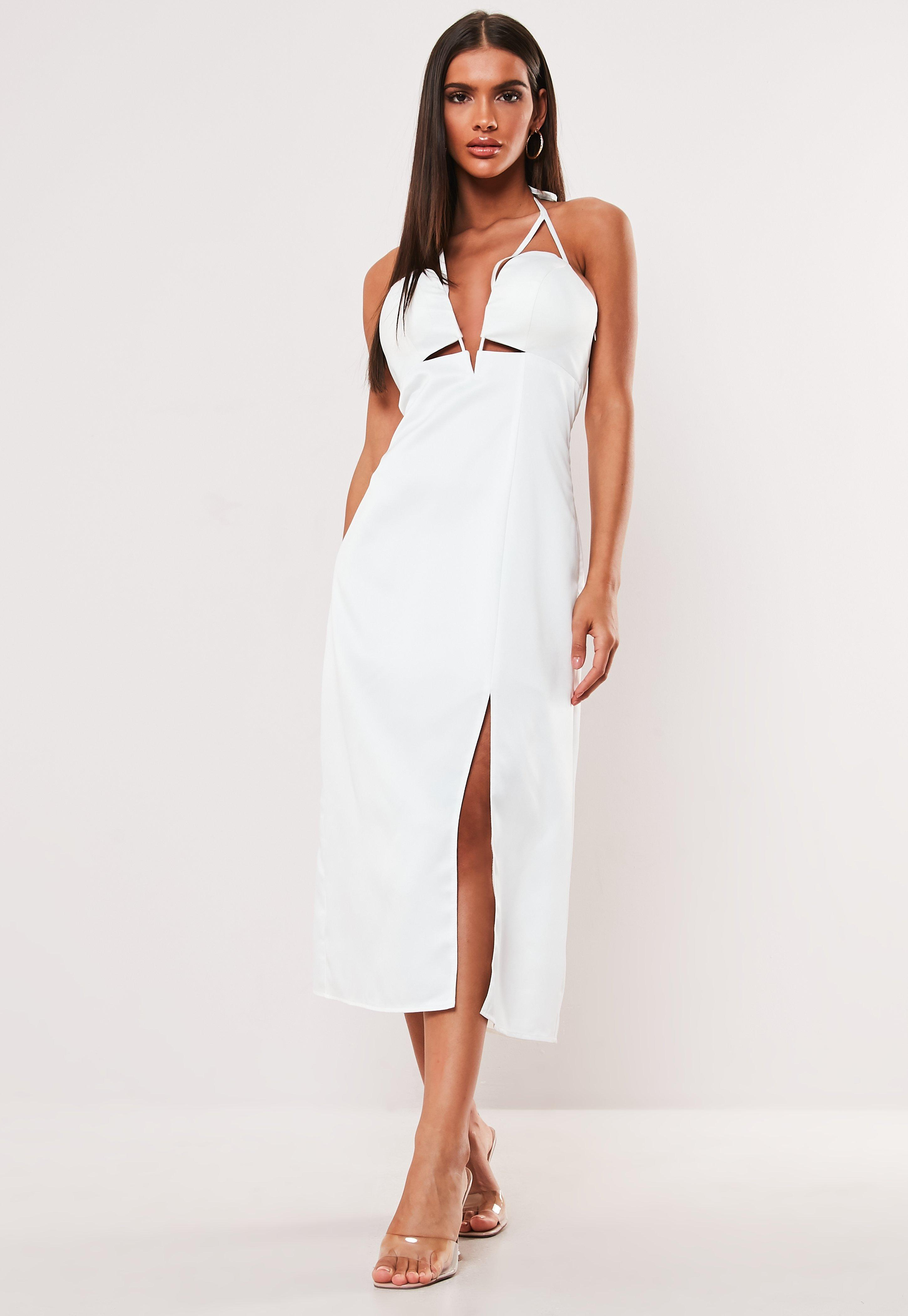 Dos Robe NuDécolleté Dos Dos Missguided NuDécolleté Robe Missguided Robe 5LRAjq43