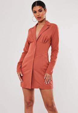 dc475a20f52b Vestidos con escote en V | Vestidos escotados - Missguided