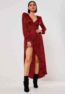 Midi Dresses | Knee Length Dresses Online- Missguided Ireland
