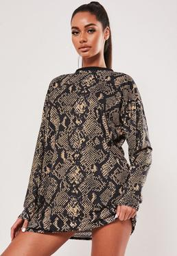 size 40 sold worldwide shop for official T Shirt Dresses | Printed & Slogan T-Shirt Dresses - Missguided