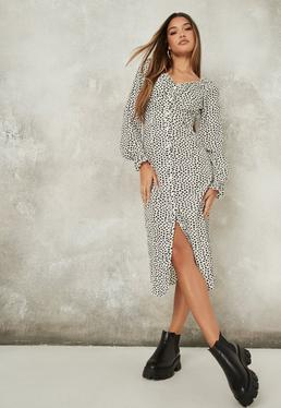 Robe Manches Longues Pour Femme Missguided