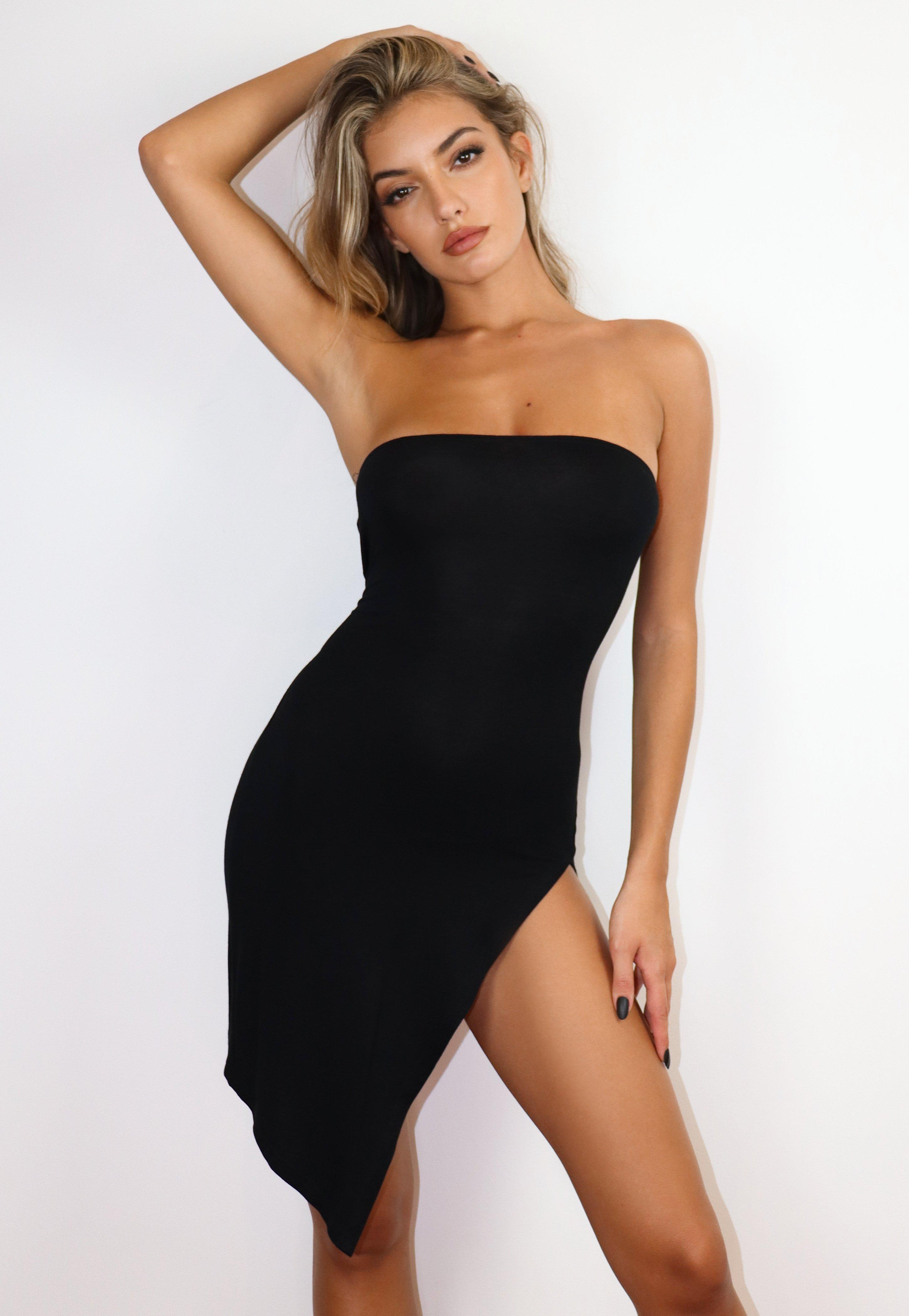 Robe Bustier Robe Bandeau Femme Missguided