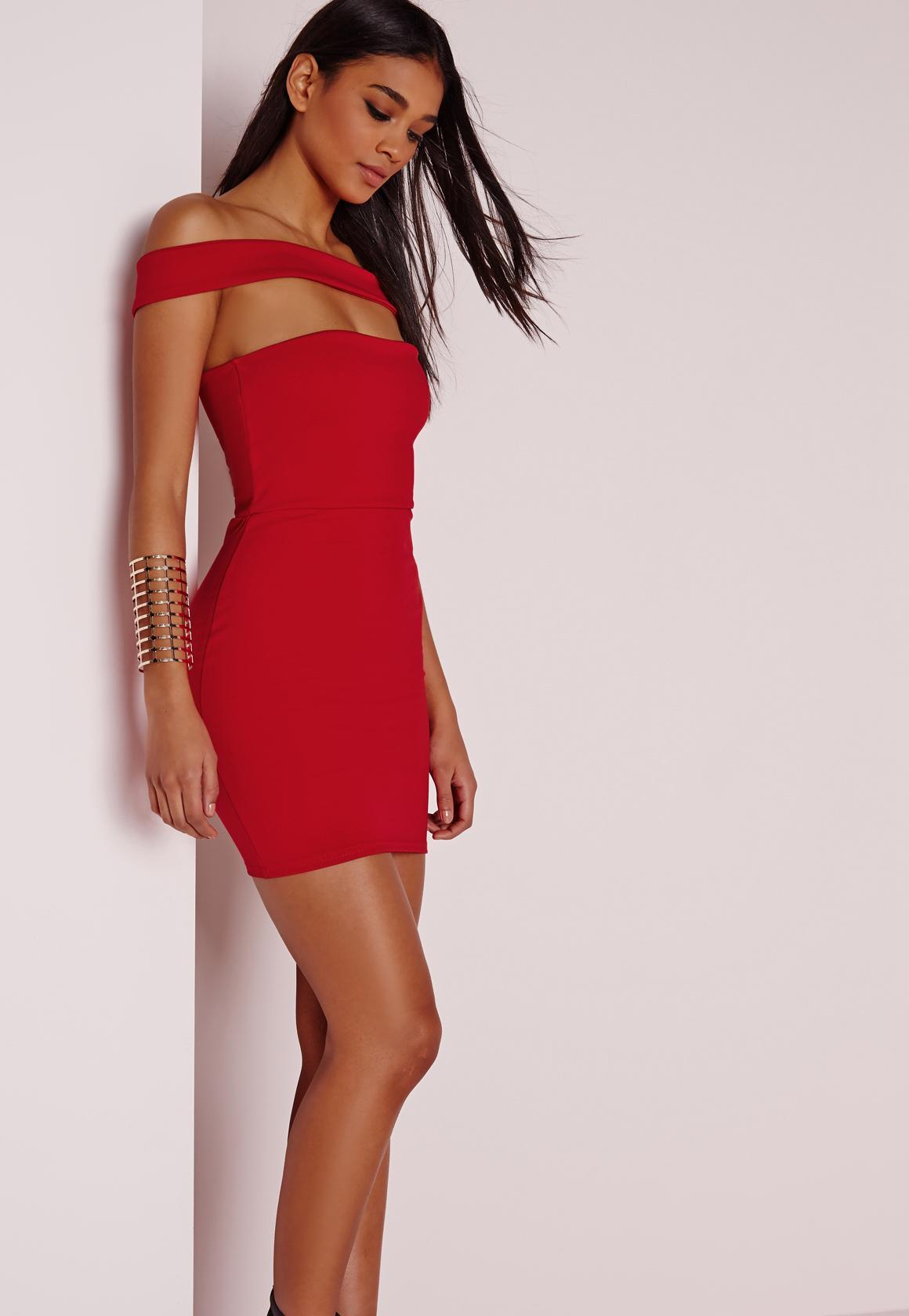 5fe25387df5 Robe Modèles Rouge – De Bateau Col Populaires Robes Moulante dBoeCxr