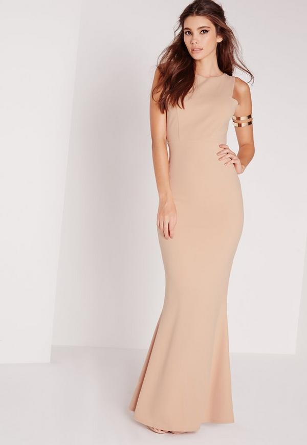 Maxi dress 45 inches heels