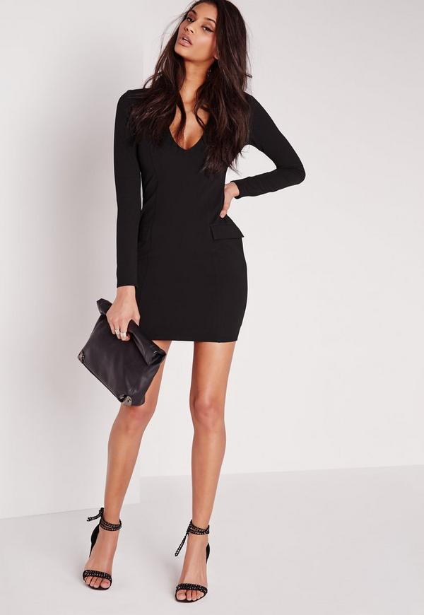 With bodycon dresses pockets buy where length