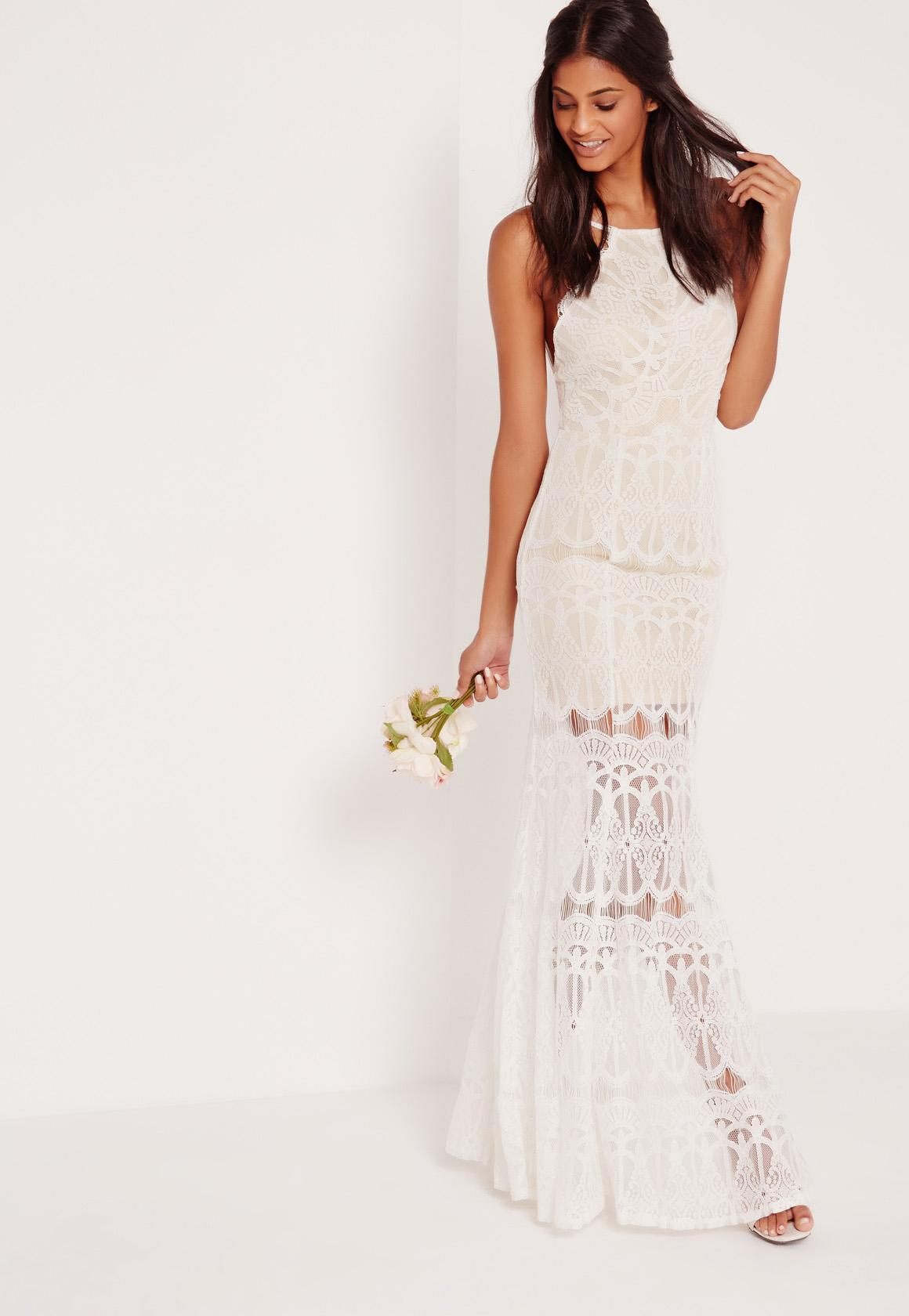 white lace maxi dress wwwpixsharkcom images