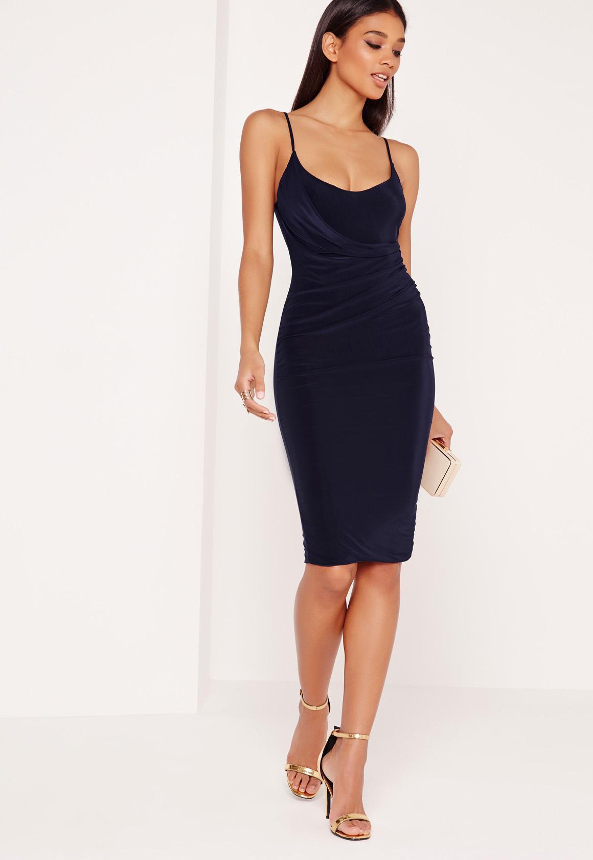 Kim Kardashian Black Shift Dress with Sleeves