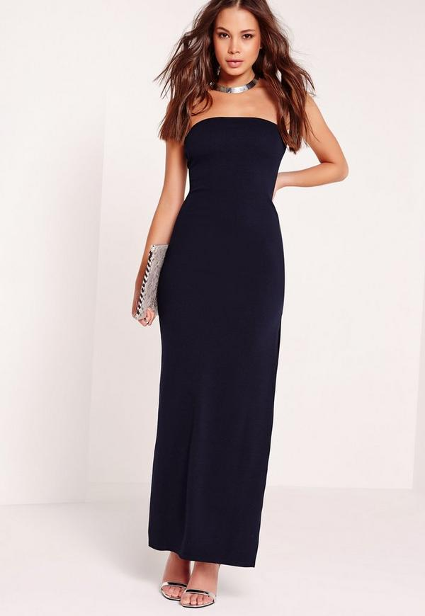 697a31bd455cd Bandeau Maxi Dress Navy. 23,00 €. Previous Next