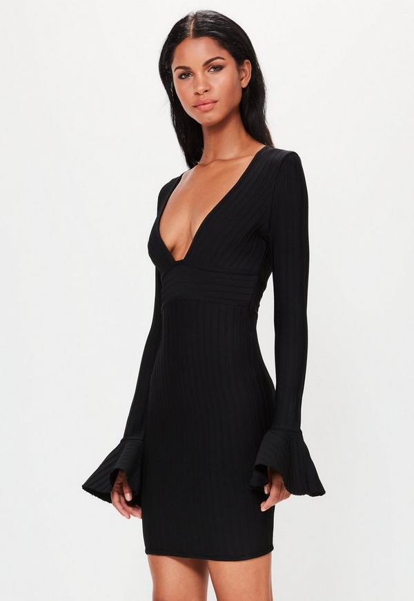 Textured Cocktail Dress