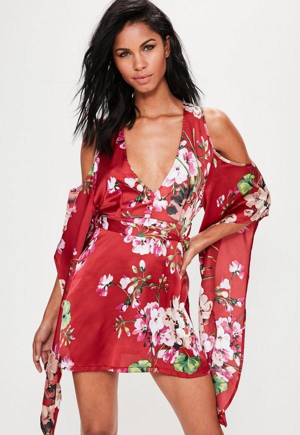 Encantador Vestido De Fiesta Kimono Ideas Ornamento Elaboración ...