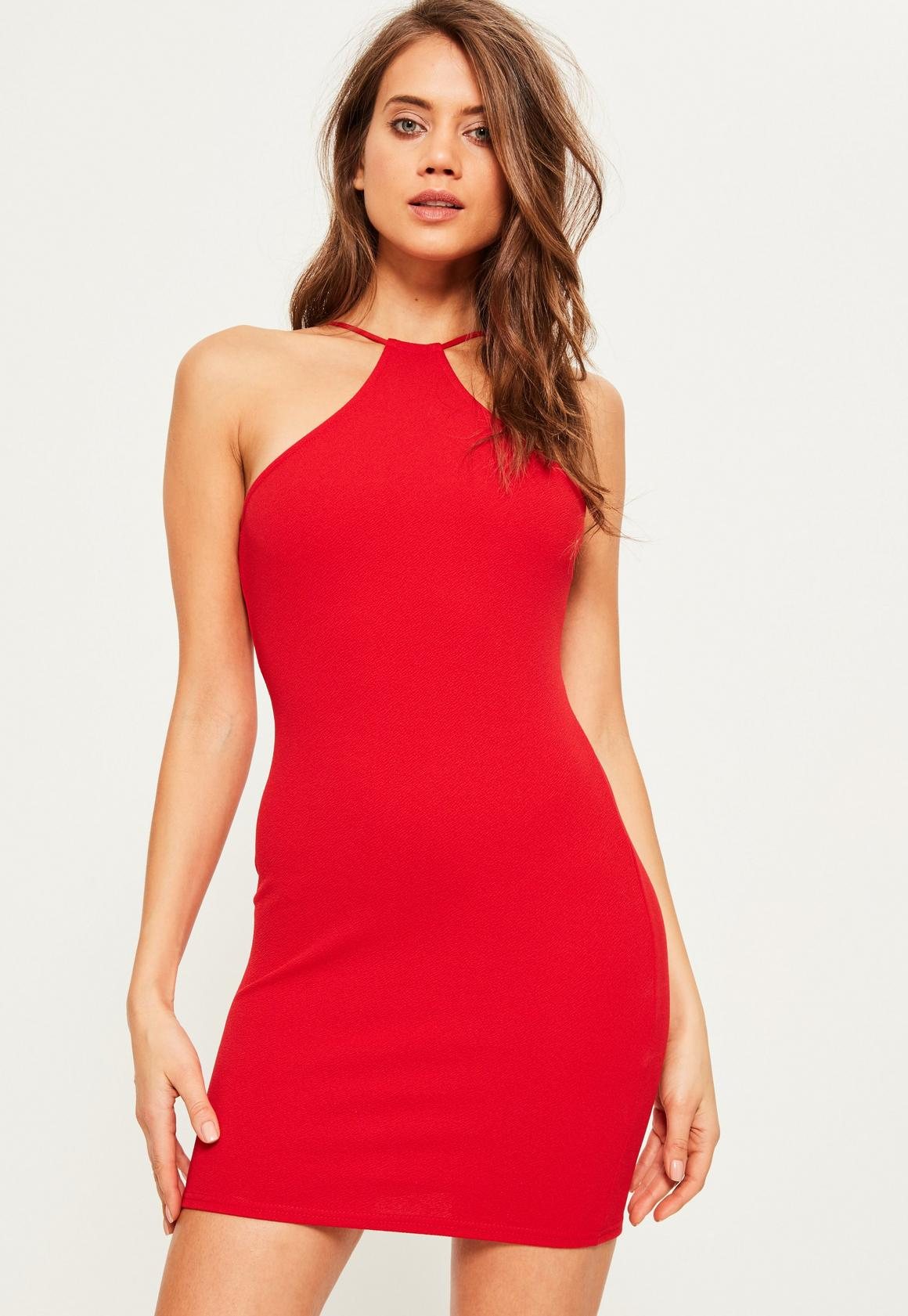 Slip Dresses and Cami Dresses | Missguided