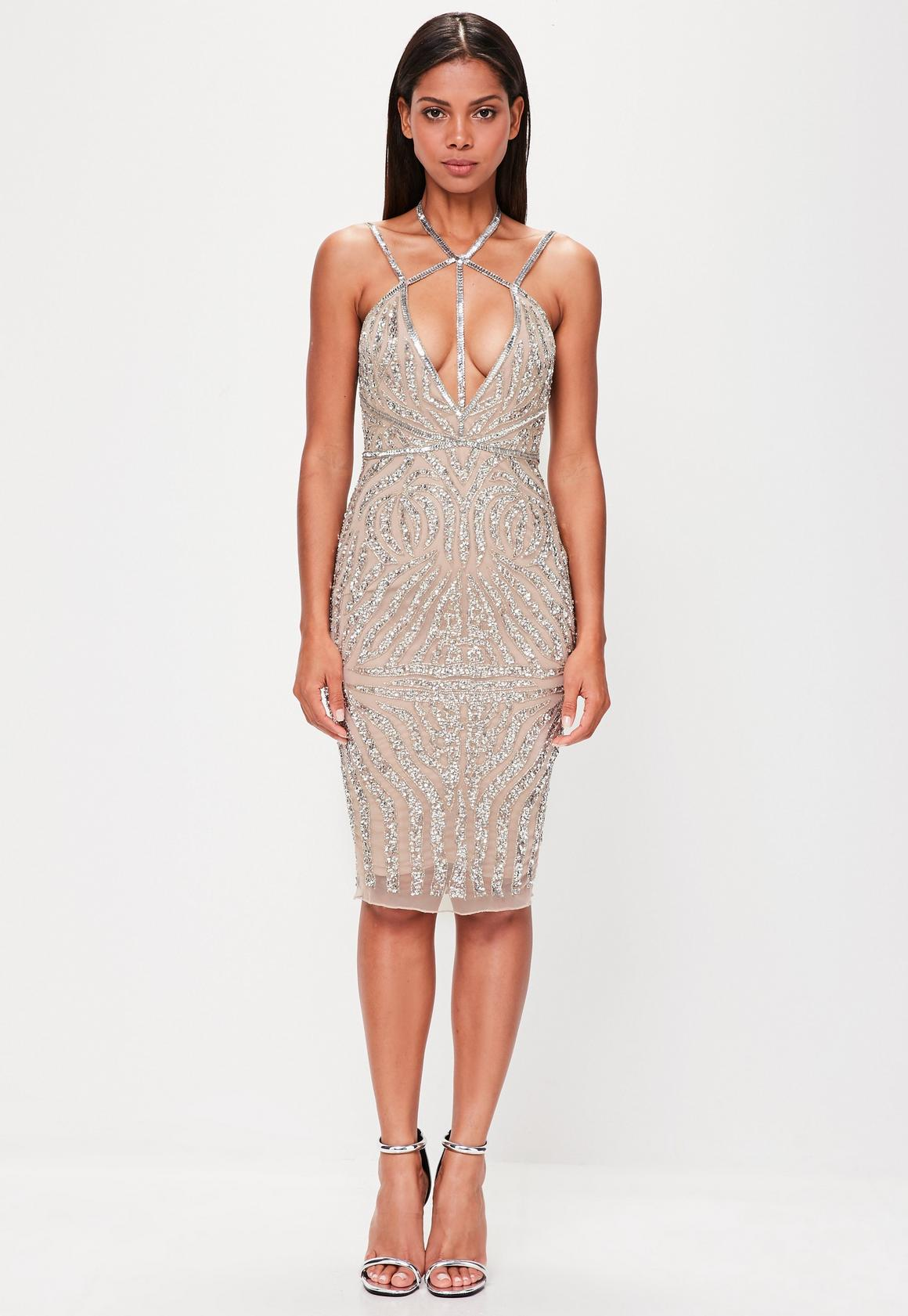 Image result for missguided peace love embellished midi
