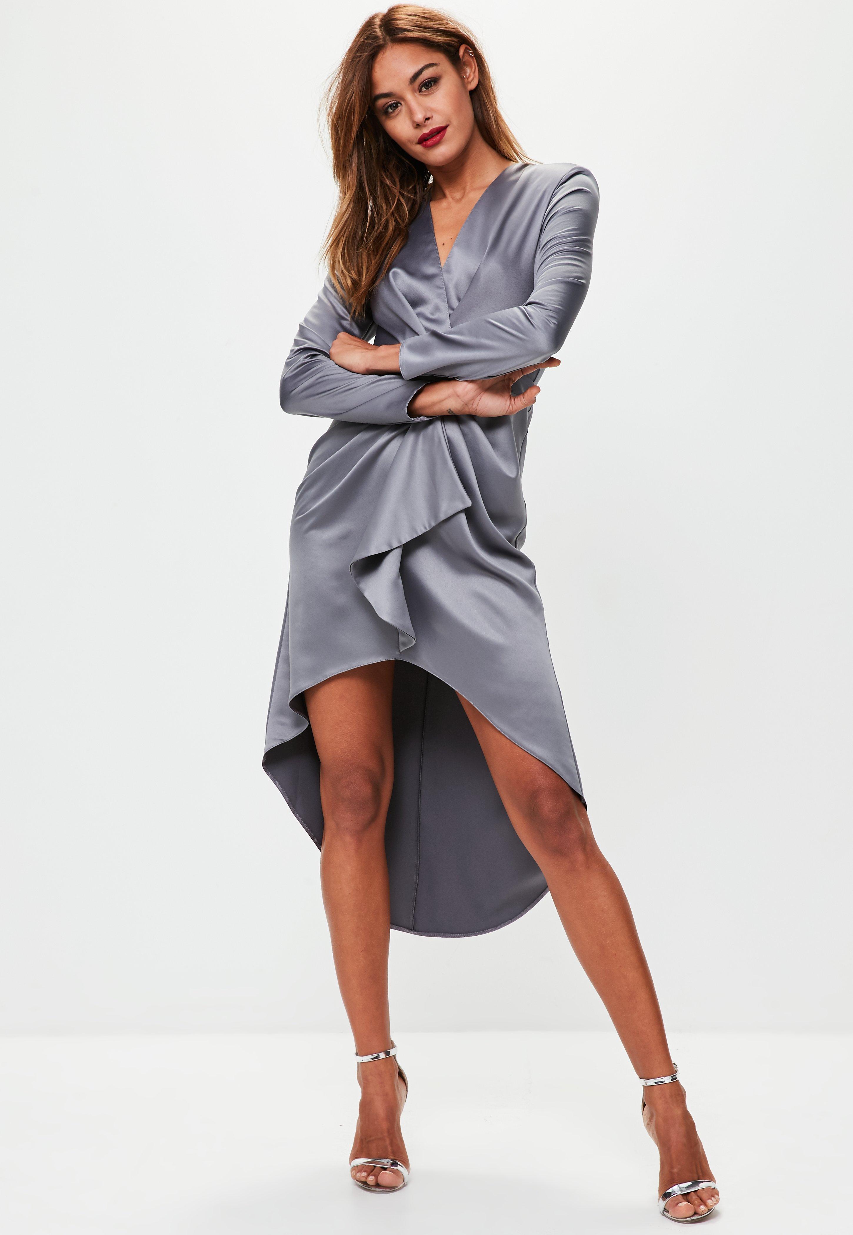 dress satin