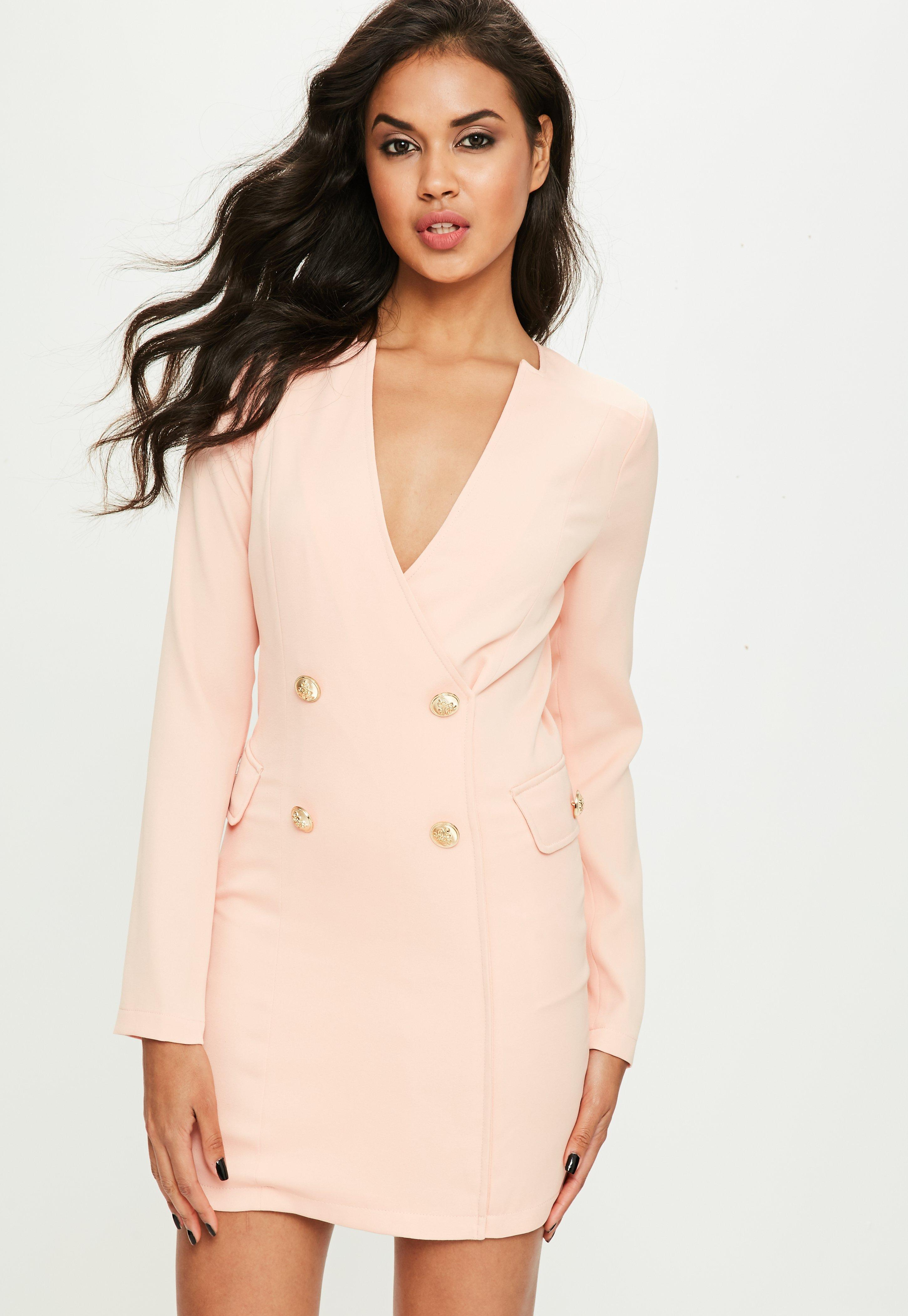 Tuxedo Dresses - Women's Blazer Dresses Online | Missguided
