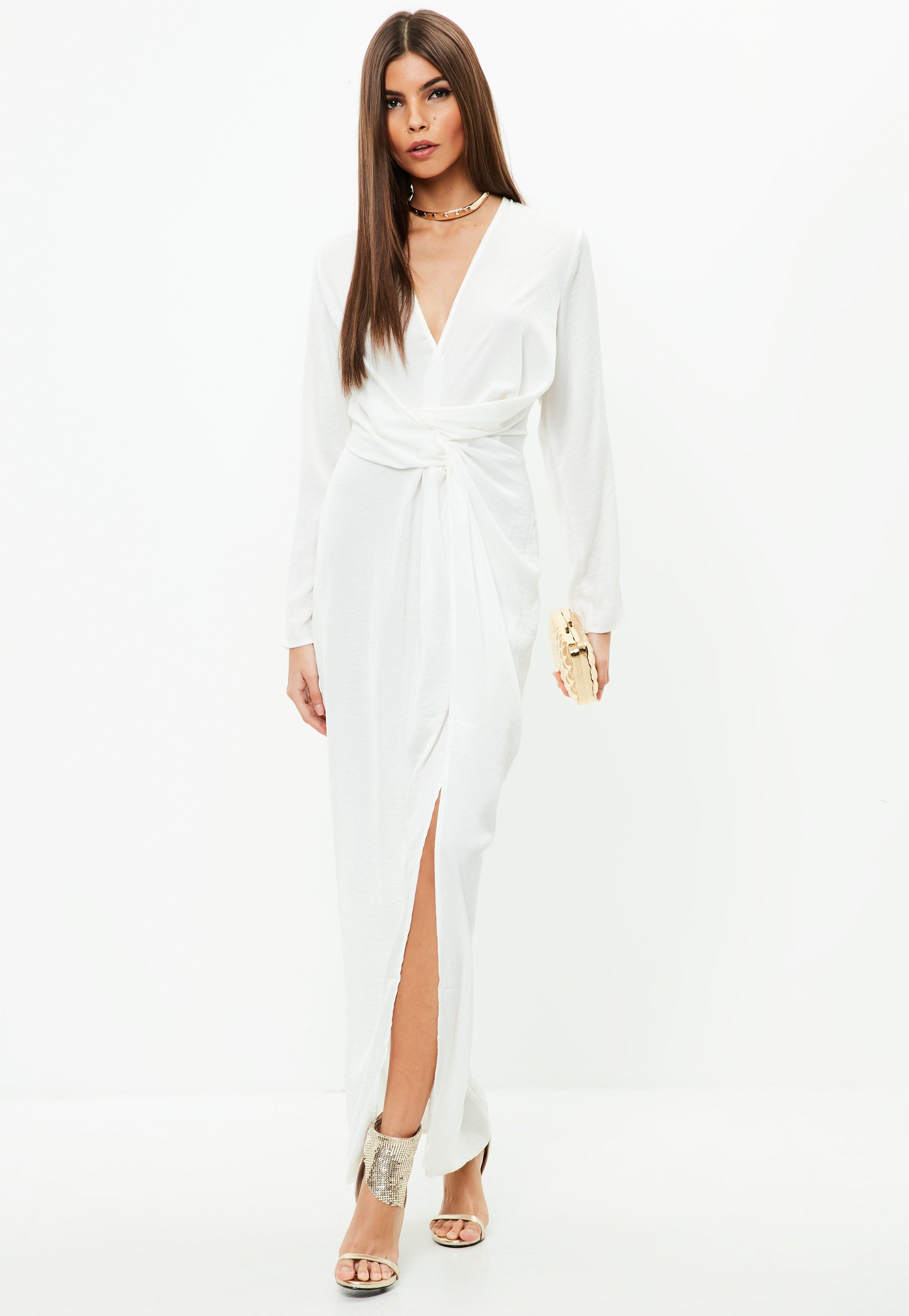 Satinkleider | Seidige Kleider online shoppen - Missguided DE