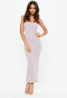 Day maxi dresses with sleeves