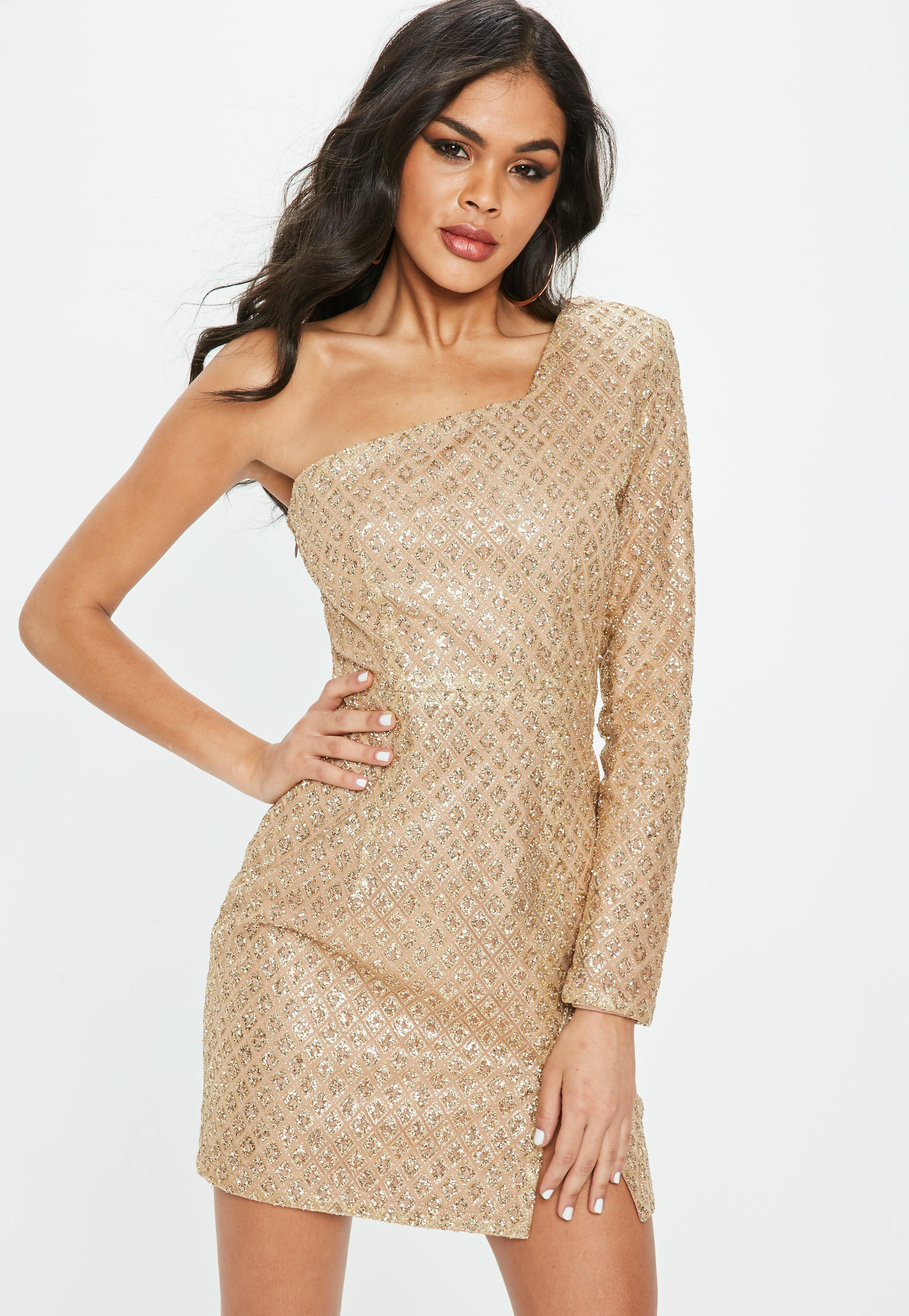 Sequin Dresses - Sparkly Dresses Online | Missguided
