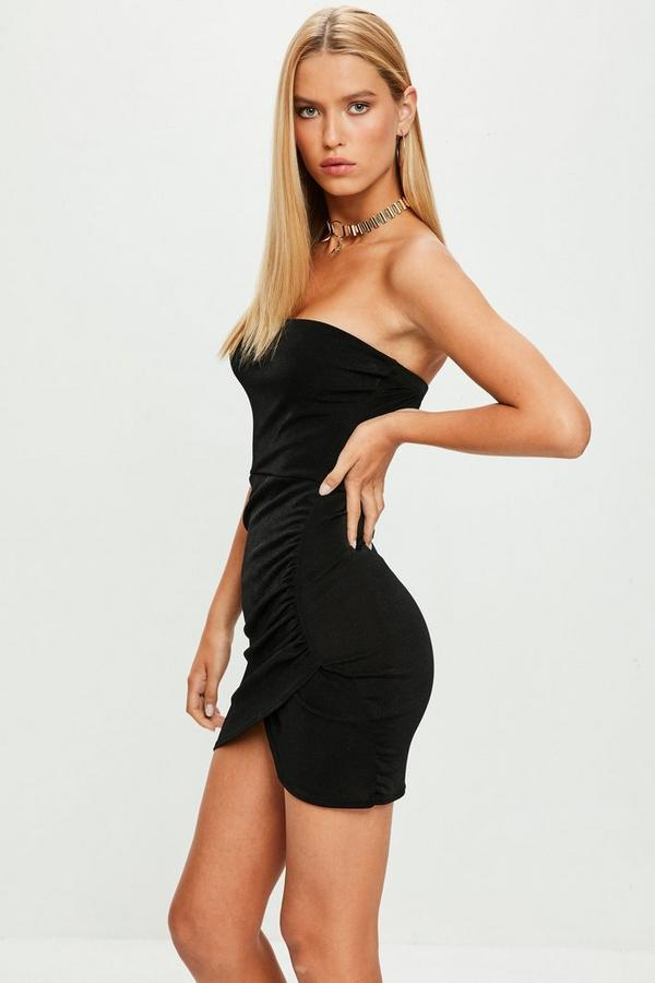 Little Black Mini Dress