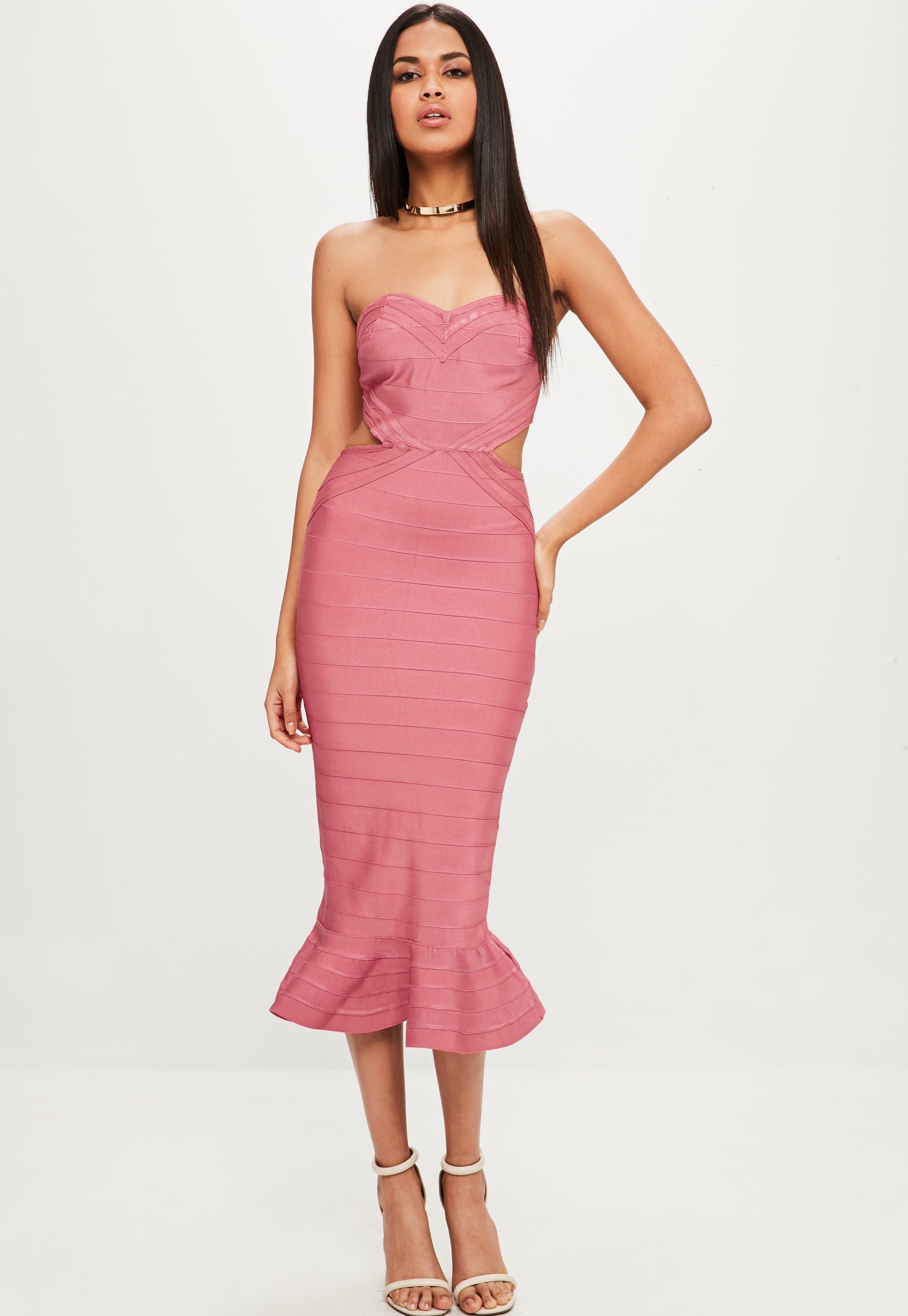 Asombroso Vestidos De Dama Midi Adorno - Colección de Vestidos de ...