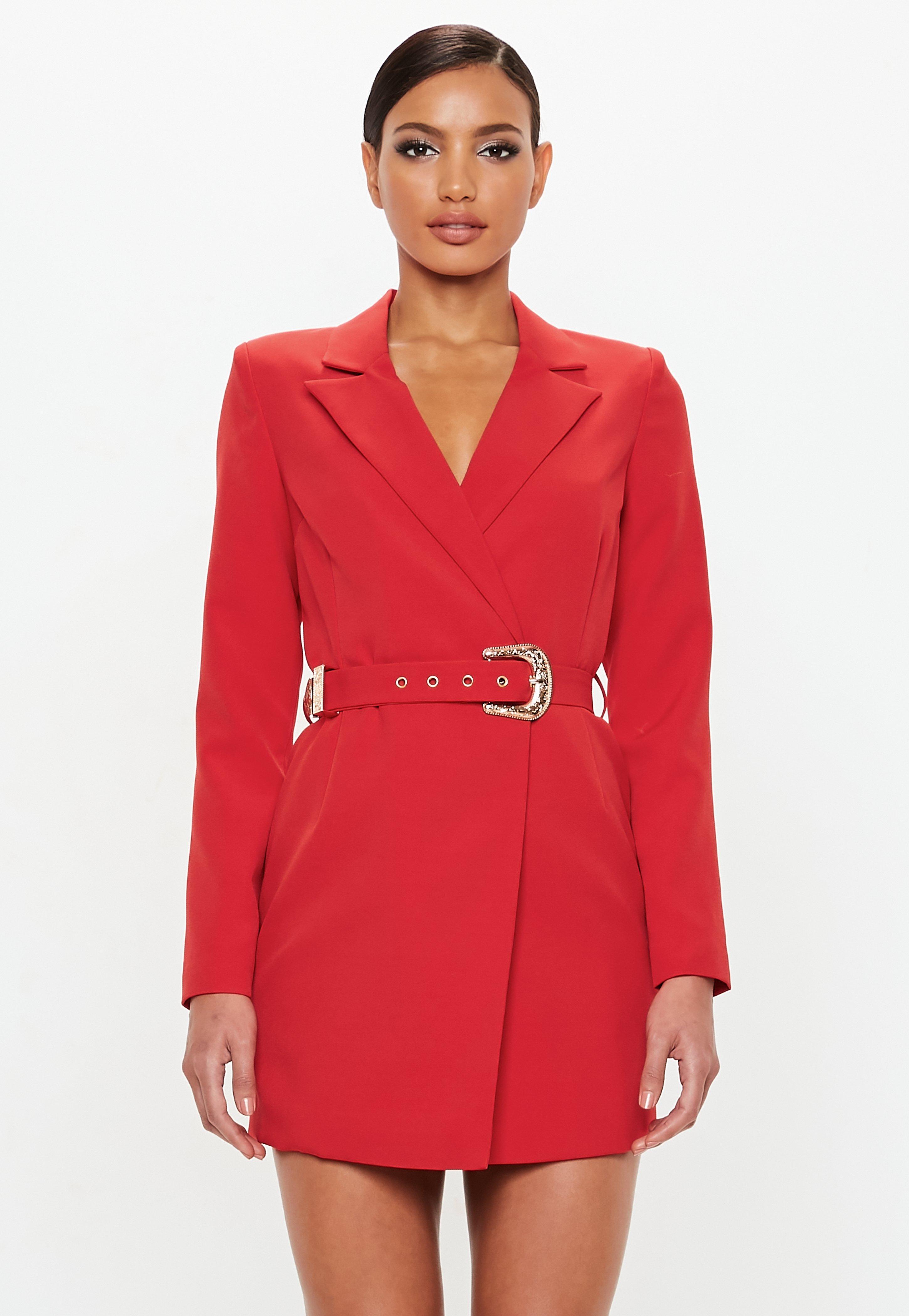 Blazerkleider & Smokingkleider für Damen - Missguided DE
