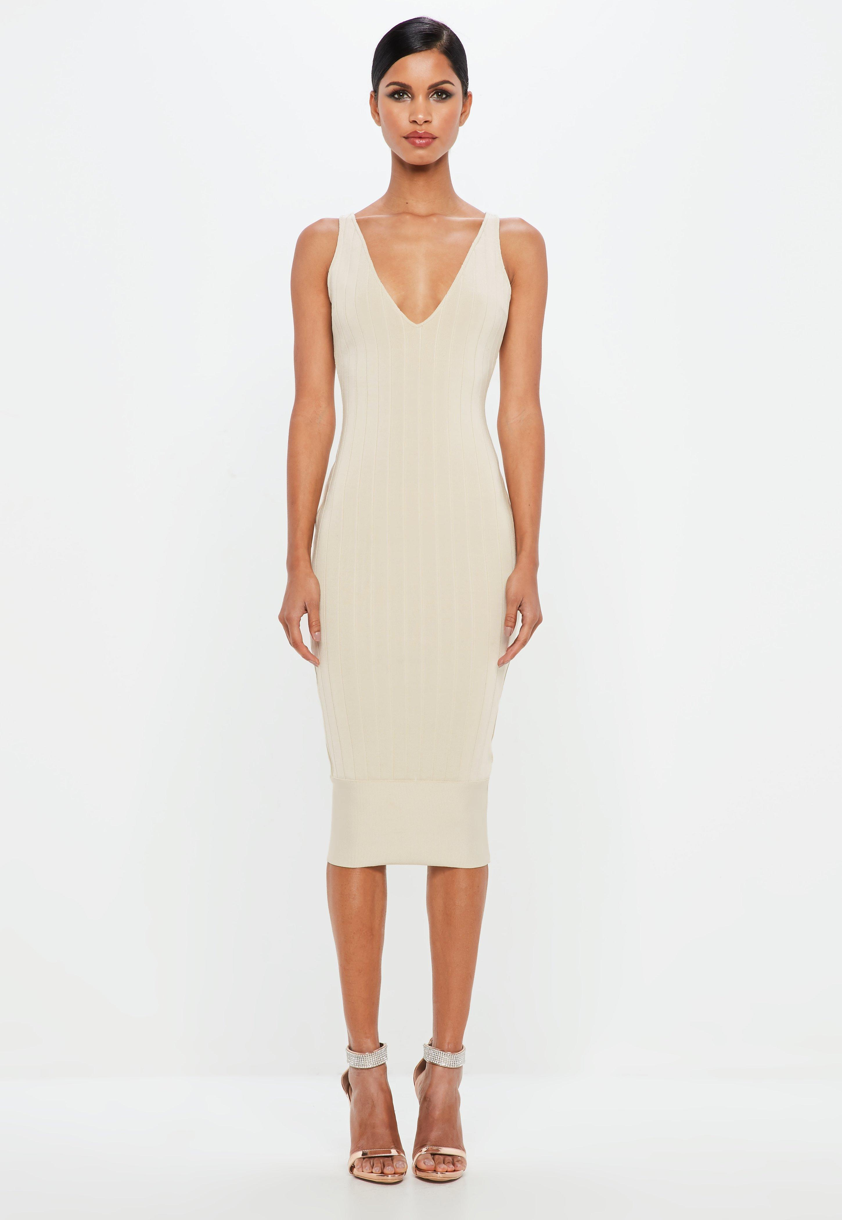 Bandage Dresses | Tight Fitting Dresses Online - Missguided