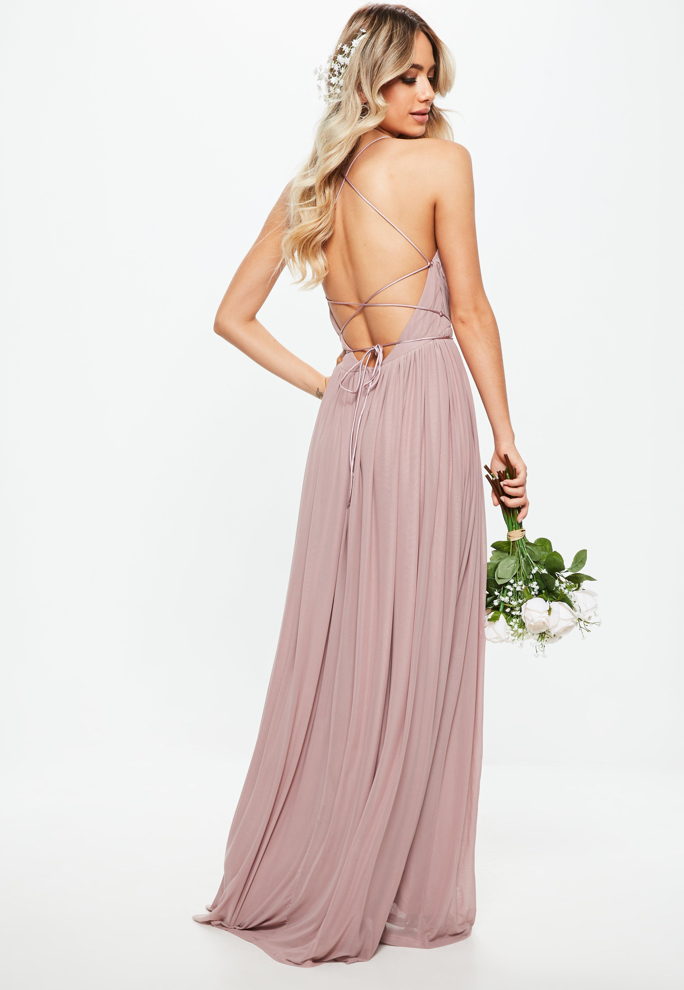 Bridesmaid Dresses | Maid of Honour Dresses - Missguided
