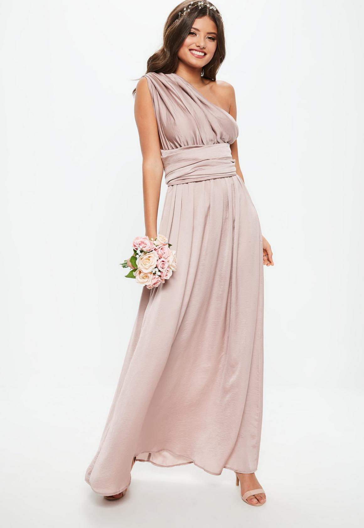Robe de soiree pour la mariee
