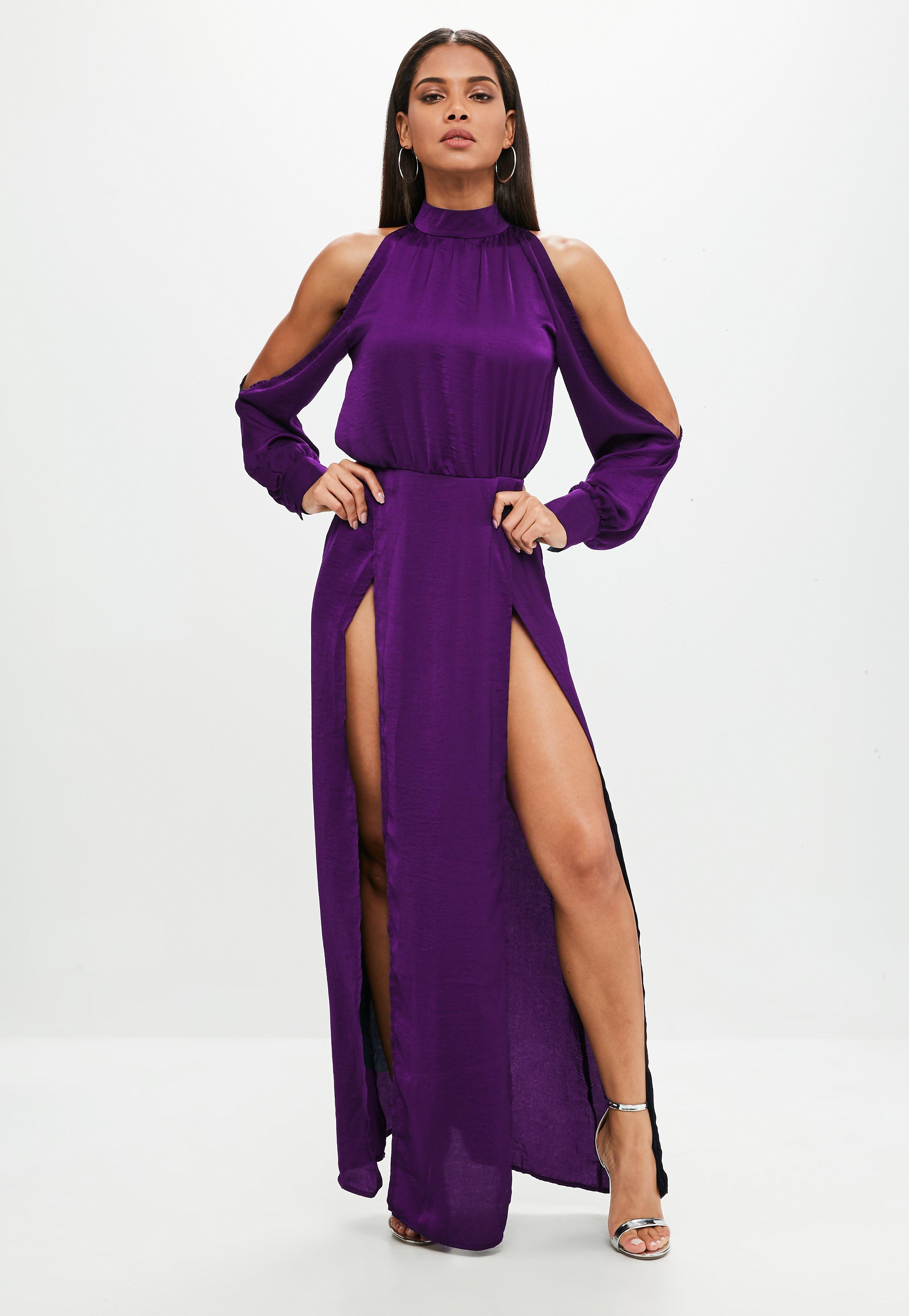 Vestidos de manga larga para mujer - Missguided