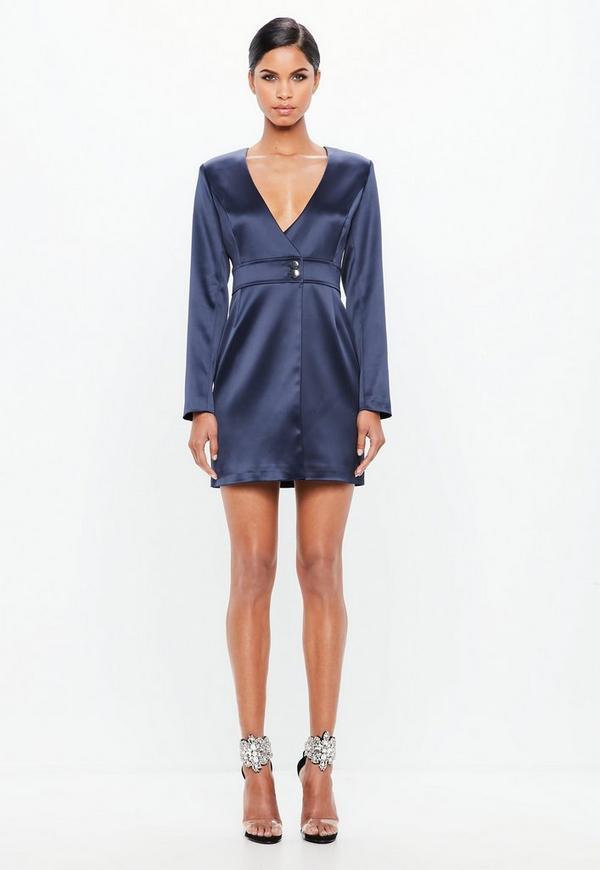 8663c32ca2e0 Peace + Love Nude Embellished Plunge Midi Dress   Missguided Australia