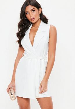 f7a18528298c White Dresses | Women's White Dresses Online - Missguided