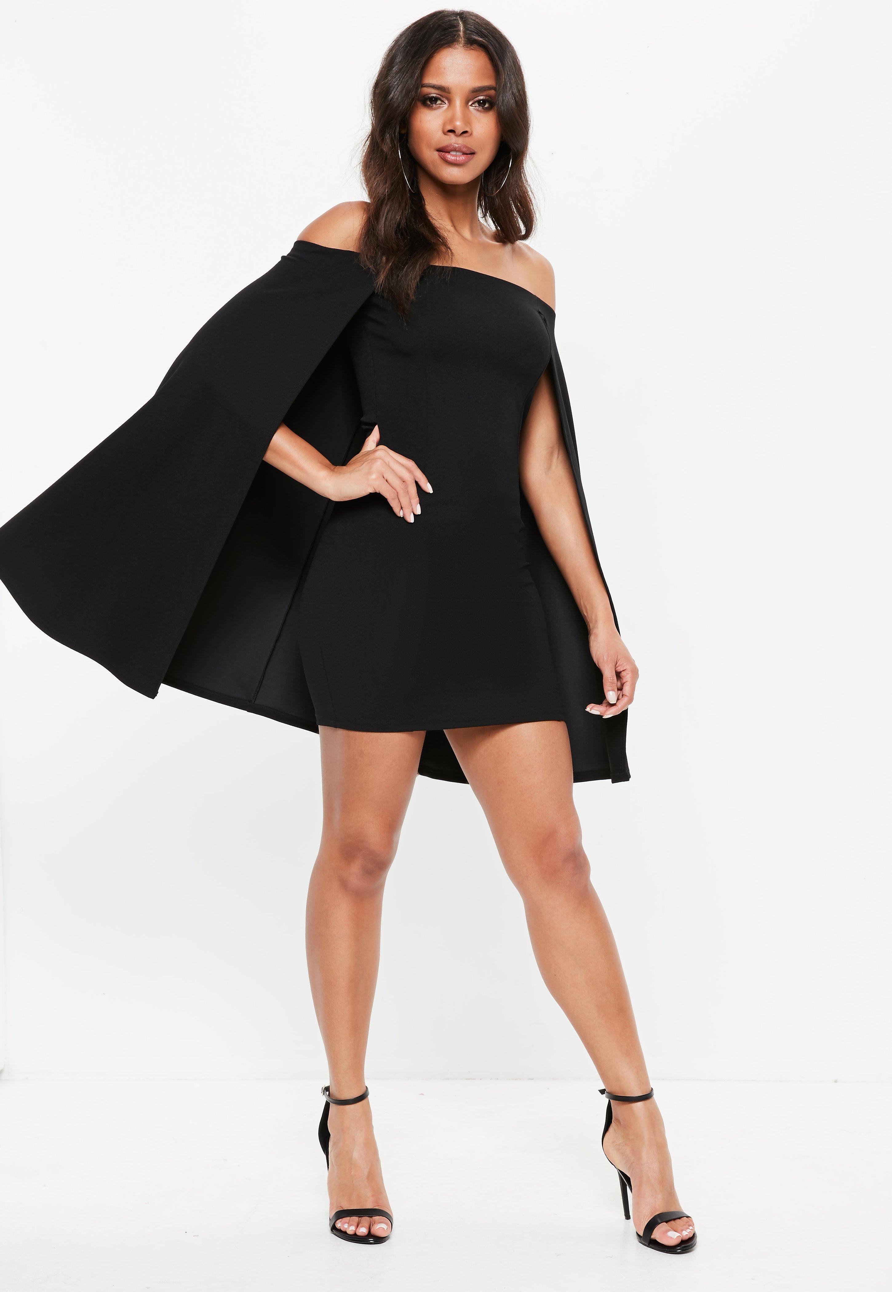 Black Dresses - Little Black Dresses & LBDs | Missguided