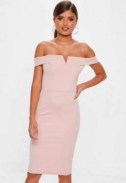 1a56fa98f518 Bardot Midi Dresses