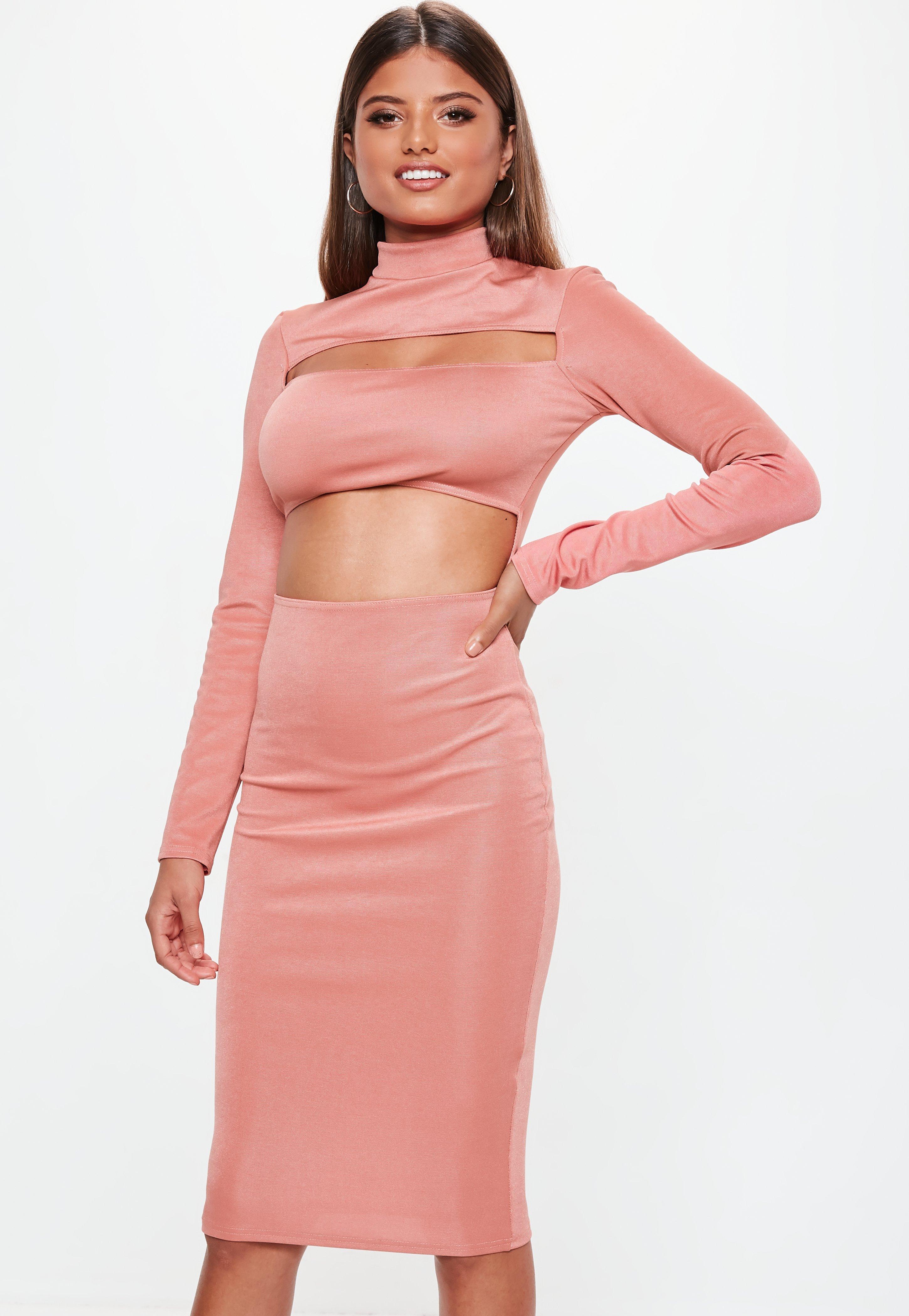 Vestidos ajustados | Vestidos ceñidos - Missguided