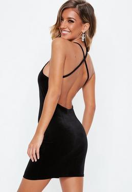 ff24c3f9de67f Black Mini Dresses. Skater Dresses. Bodycon Dresses