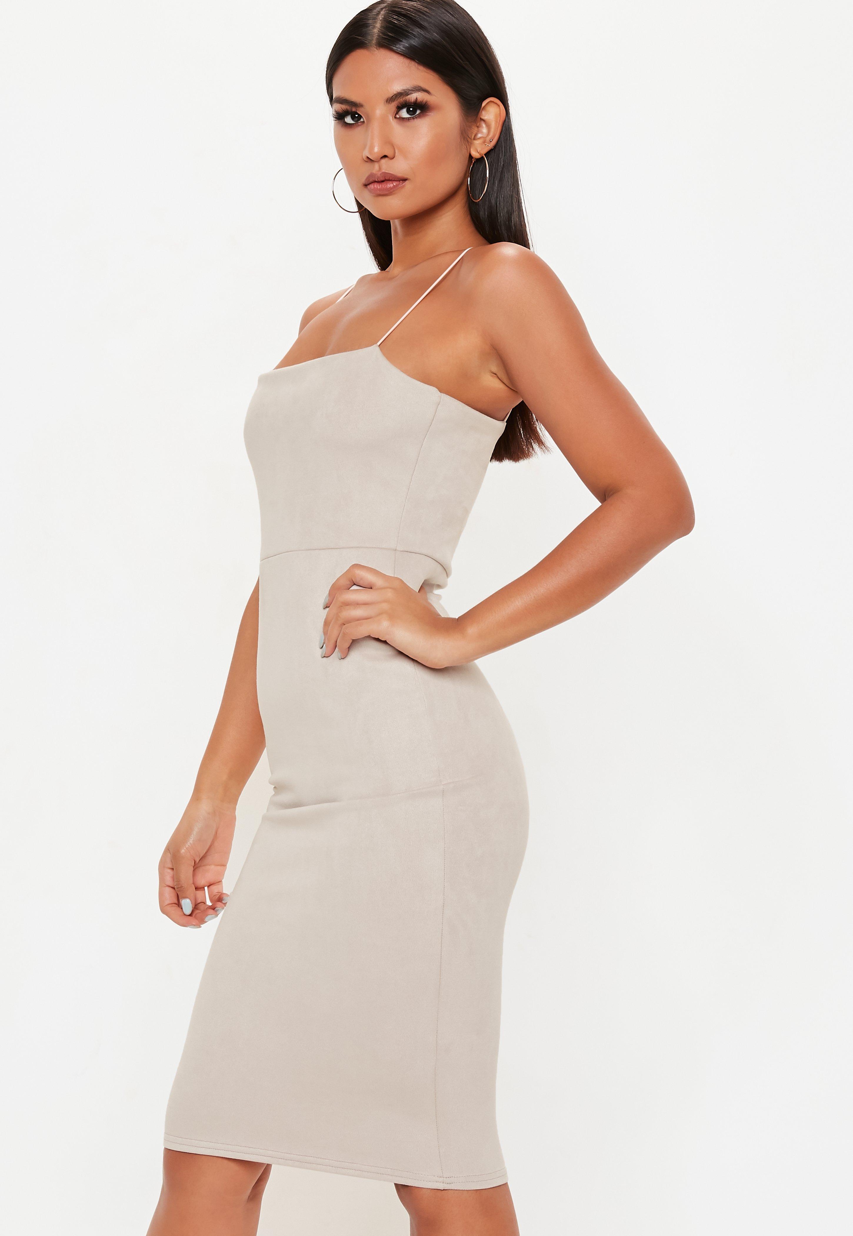 99386f42d73c Suede Dresses | Faux Suede Dresses - Missguided