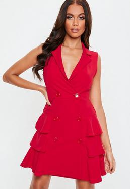 083d4a05e4d Sleeveless Blazer Dresses