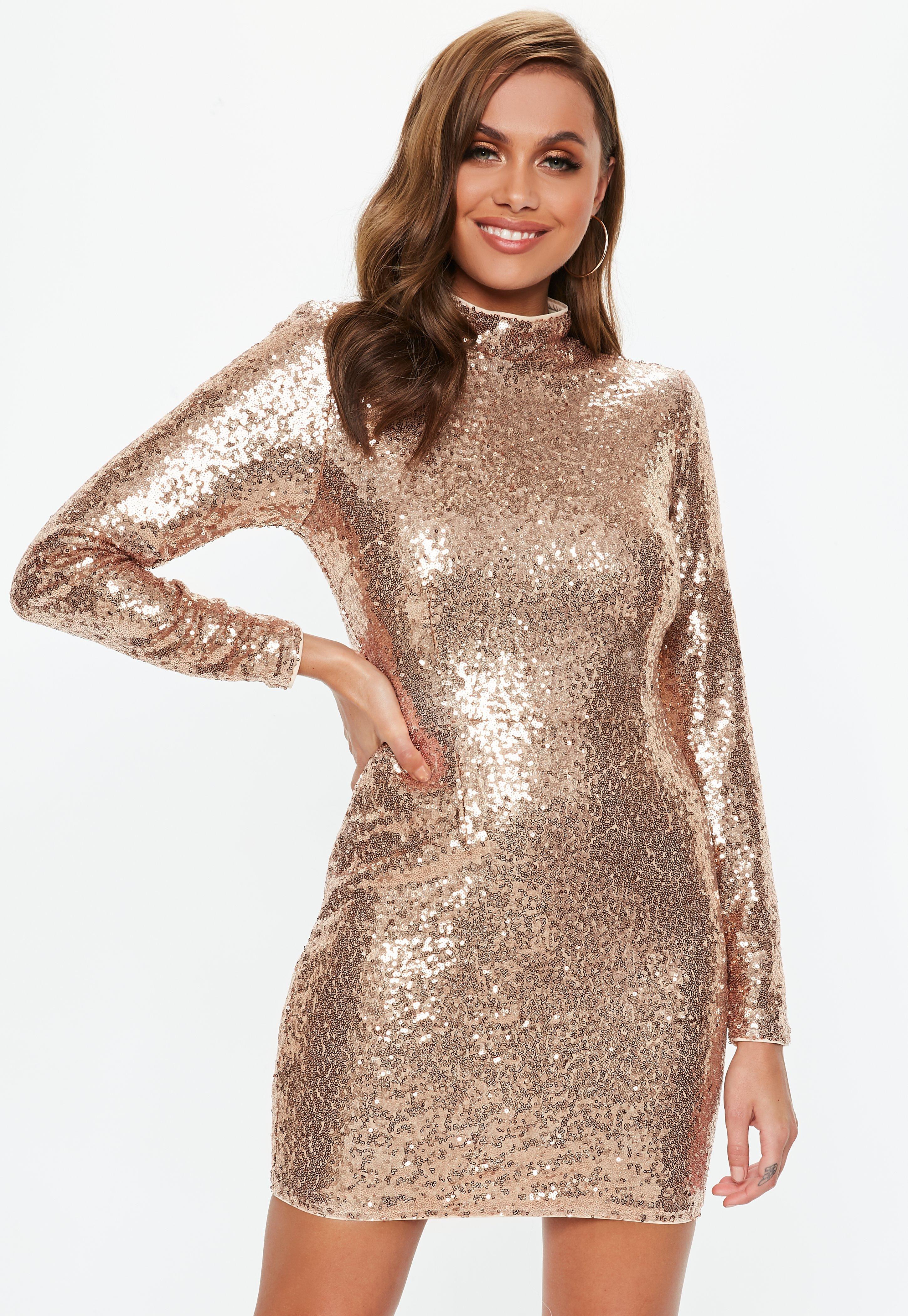 985a3aba37 Sequin Dresses