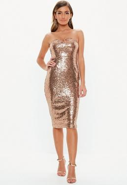 fcb703d3c5a3c Sequin Dresses | Sparkly & Glitter Dresses - Missguided